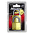 "MasterLock Solid Brass 1-9/16"" 2-Pack Padlock Keyed-Alike, 2 locks/card, 6 cards/box 12/Case"