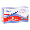 75028 Mead #6-3/4 Press-n-Seal Plain Envelopes, 65 envelopes/box, 24 boxes/case