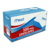 75100 Mead #6-3/4 Plain Envelopes, 100 envelopes/box, 24 boxes/case