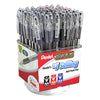 Pentel Ballpoint Pen Display 60 pc RSVP Ballpoint Pens, Medium 60/Case