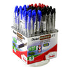 Pentel Ballpoint Pen Display 60 pc RSVP RT-Medium 60/Case