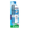 Bottle to Pen Ballpoint Black Blister pak, 2/card, 6 card/box 12/Box
