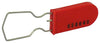 Padlock Seal, Red 100/Pack