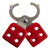 Defense2 Safety Lockout Clamp Heavy Duty, 5/pack 5/Pack
