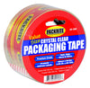 "PackRite Crystal Clear Ultra-Thick 2.6 mil Packaging Tape 2""x60 yards 6/Case"