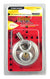 "Defense2 Stainless Steel 2-3/8"" Disc Lock, 4/Case"