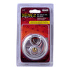"Defense2 Stainless Steel 2-3/4"" Disc Lock, 4/Case"