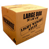 18 x 18 x 24 PackRite Packing Boxes 15/Bundle