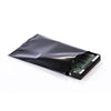 12 x 18 (4 mil) Black Conductive Poly Bags 100/Case