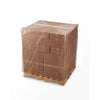44 x 44 x 70 (4 mil) Clear Pallet Covers 25/Roll