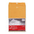 "76016 Mead 10""x15"" Kraft Clasp Envelopes 3 envelopes/retail pack, 12 retail packs/case"