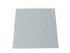 5-3/8 x 5-3/8 (8 & 16 oz) Square Candy Pad White 500/Case