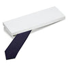 Ties - 14 x 3 3/4 x 3/4 Rigid White Swirl 2-pc Box 100/Case