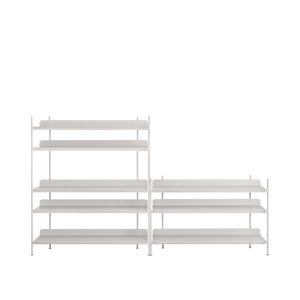 Compile Shelving System