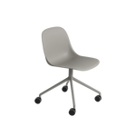 Fiber Side Chair Swivel Base