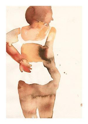 Anna Bjerger Watercolor Posters