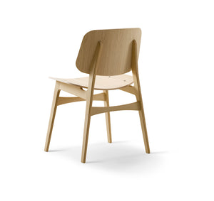 Søborg Wood Base Chair