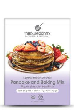 Buckwheat Flax Pancake & Baking Mix