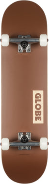 Globe Goodstock Skateboard 8.5 Clay