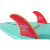 SurfCo Hawaii Super Flex Side Fins FCS Large