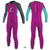 O'Neill Toddler Reactor Fullsuit Girls