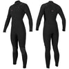 O'neill Damen Hyperfreak 4/3 Chest Zip Wetsuit