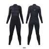 O'neill Damen Hyperfreak 4/3+ Chest Zip Wetsuit
