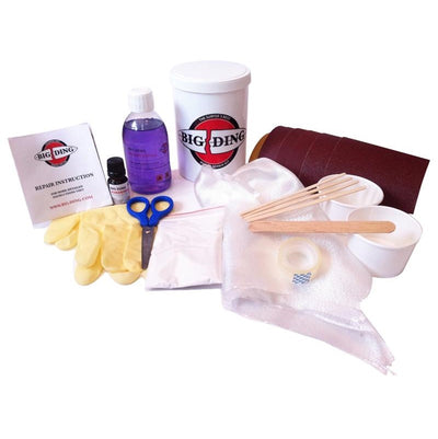 Big Ding Polyester Surf Board Repair Kit