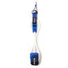FCS 8' Reg Essential Leash Cobalt