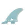 FCS II Carver GF Small Quad Rear Side Byte Retail Fins