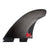 FCS II H4 Small Smoke Tri Retail Fins