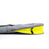 FCS Day Boardbag Funboard 7'0 Cool Grey