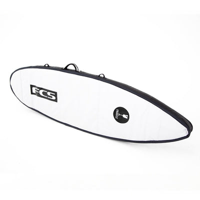 FCS Travel 1 Fun Board 6'7 Boardbag
