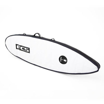 FCS Travel 1 Fun Board 7'6 Boardbag