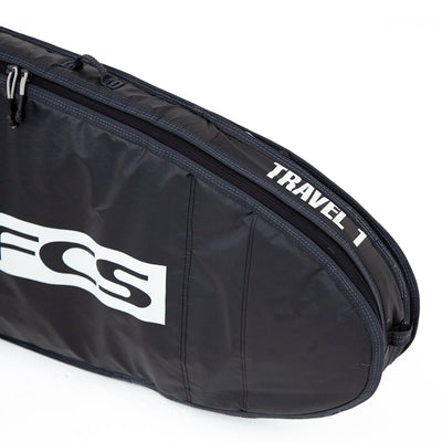 FCS Travel 1 Long Board 10'2 Boardbag