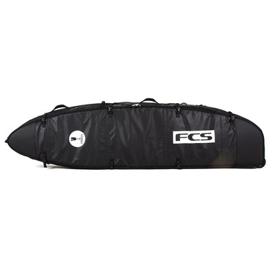 FCS Travel 3 Wheelie Fun Board 7'0 Boardbag
