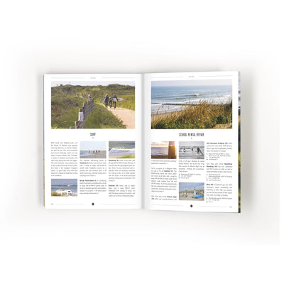 I Love The Seaside Surf & Travel Guide Northwest Europe