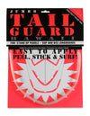 SurfCo Hawaii Jumbo Tail Guard for Stand Up Clear