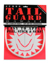 SurfCo Hawaii Jumbo Tail Guard for Stand Up White