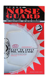 SurfCo Hawaii Jumbo Nose Guard & Tail Guard Combo Pack Clear