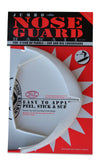 SurfCo Hawaii Jumbo Nose Guard & Tail Guard Combo Pack White