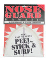 SurfCo Hawaii Longboard Nose Guard Kit Clear