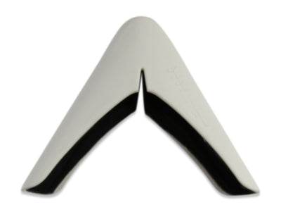 SurfCo Hawaii Nose Guard - Super Slick Grey