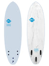 Softech Handshaped Sabre Softboard FCS II 6'0