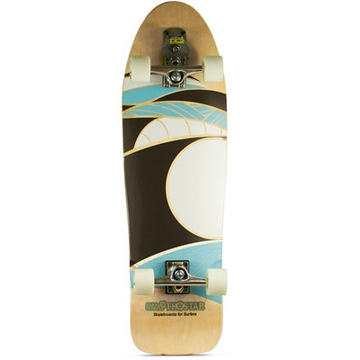 SmoothStar Manta Ray Complete Cruiser 36''