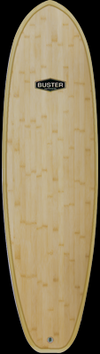 Buster Wombat Bamboo 6'4 Surfboard
