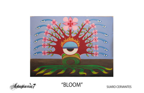 "MOMENT - ""BLOOM"" POSTER BY SUARO CERVANTES"