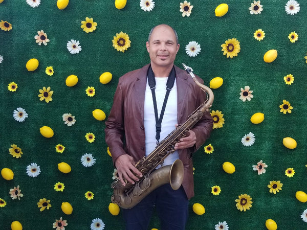 $50 Donation - Sax Lessons with Kenny Bundy @ The Pharm