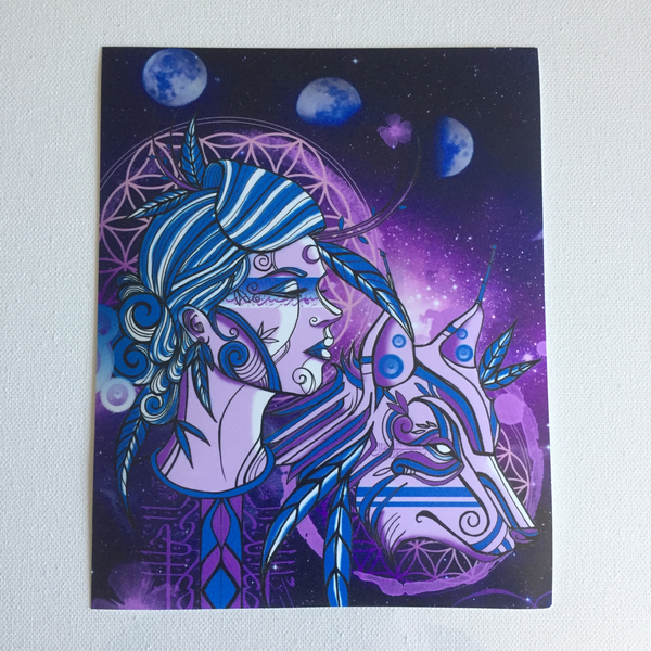 ARTIST PRINTS - COSMIC DIWATA Collection By Dee Jae Paeste