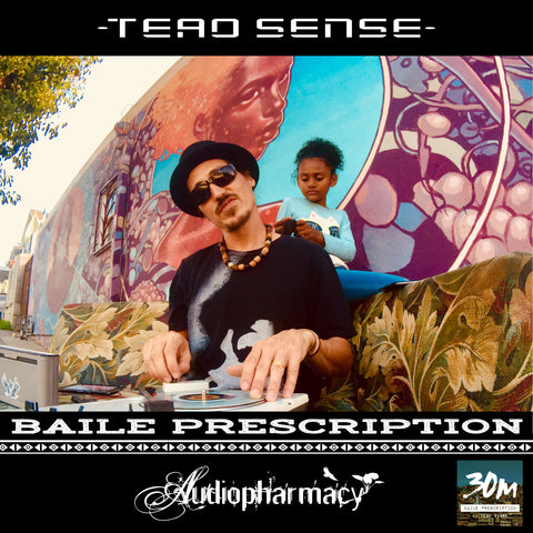 Teao Sense - Baile Prescription (DJ Mix) (Download or CD)